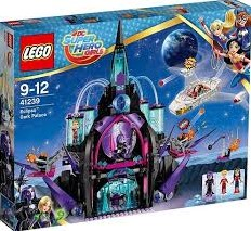 LEGO DC Super Hero Girls Eclipso duister paleis 41239