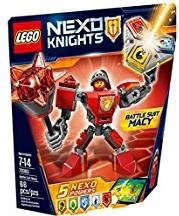Lego  Nexo Knights set Strijdharnas Macy 70363