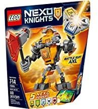 Lego  Nexo Knights strijdharnas Axl 703645