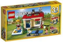 LEGO Creator Vakantie aan het zwembad 31067