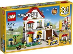 LEGO Creator Modulaire familievilla 31069