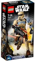 Lego  Star Wars ruimteschip set Scarif Stormtrooper 75523