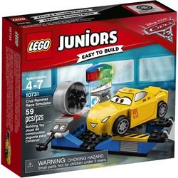 LEGO Juniors Cars 3 Cruz Ramirez Race Simulator 10731