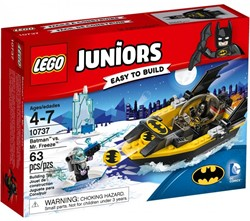 Lego  Juniors set Batman vs Mr. Freeze 10737