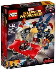 LEGO Super Heroes Iron Man: Detroit staalstrijd 76077