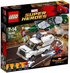 LEGO Super Heroes Pas op voor Vulture 76083
