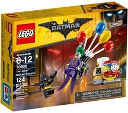 Lego  Super Heroes set The Joker ballonvlucht 70900