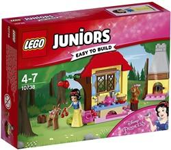 LEGO Juniors Disney Princess Sneeuwwitjes boshut 10738