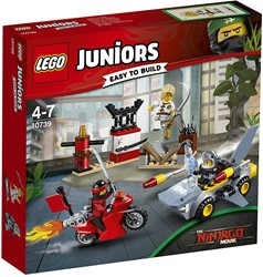 LEGO Juniors Ninjago Haaienaanval 10739