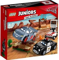 LEGO Juniors Disney Cars Willy`s Butte Snelheidstraining 10742