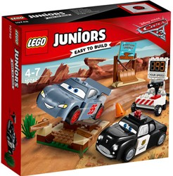 LEGO Juniors Willy's Butte snelheidstraining 10742