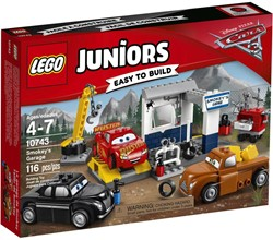 LEGO Juniors Smokeys garage 10743