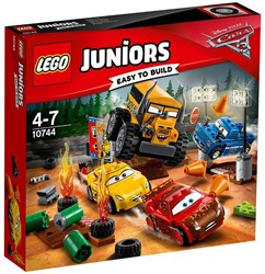 LEGO Juniors Crazy 8 Rennen in Thunder Hollow 10744