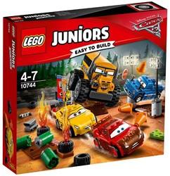 Lego - Juniors - Thunder Hollow Crazy 8 Race