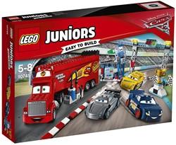 LEGO Juniors Cars Florida 500 finalerace 10745
