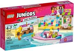 Lego  Juniors set Andrea en Stephanies strandvak 10747