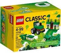 LEGO Classic Groene creatieve doos 10708