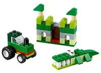 LEGO Classic Groene creatieve doos 10708-3