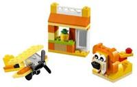 LEGO Classic Oranje creatieve doos 10709-3