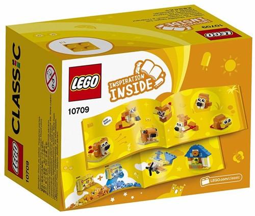 LEGO Classic Oranje creatieve doos 10709-2