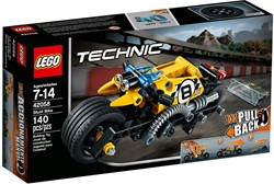 Lego  Technic set Stuntmotor 42058