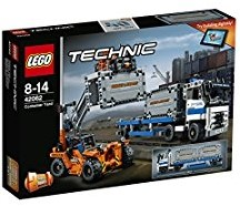 Lego  Technic set Containertransport 42062