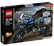 Lego  Technic set BMW R GS Adventure Lego 42063