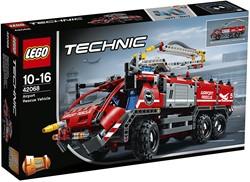 LEGO Technic Vliegveld reddingsvoertuig 42068