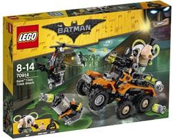 LEGO Batman Bane giftruck-aanval 70914