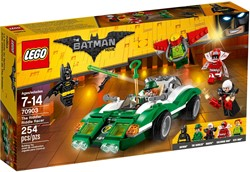 Lego  Batman set The Riddler raadsel-racer 70903