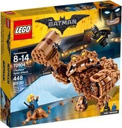 Lego  Batman set Clayface verplettervuisten 70904