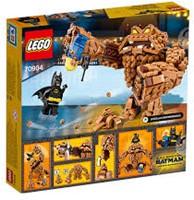 Lego  Batman set Clayface verplettervuisten 70904-2