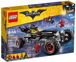 Lego  Badman set de Batmobile 70905