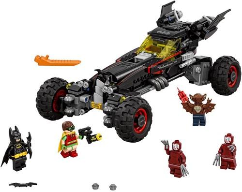 LEGO Batman De Batmobile 70905