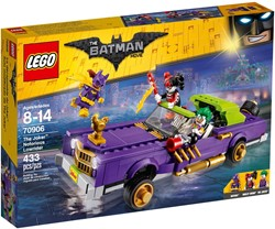 Lego  Batman set The Joker duistere low-rider 70906