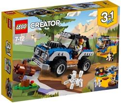 LEGO Classic Avonturen in de wildernis 31075