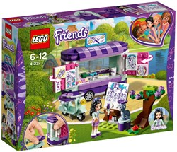Lego Friends Emma`s Kunstkraam 41332