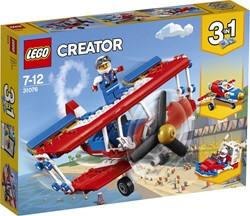 LEGO Creator Stuntvliegtuig 31076