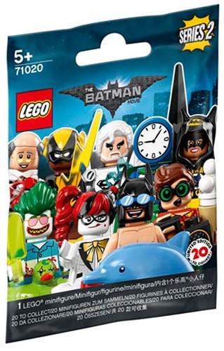 LEGO Minifiguren BATMAN FILM serie 2 71020