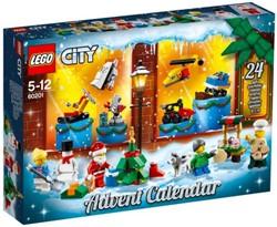 LEGO City Adventskalender City 60201