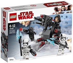 LEGO Star Wars First Order Specialisten Battle Pack 75197