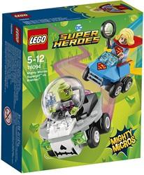 LEGO Super Heroes Mighty Micros: Supergirl vs Brainiac 76094