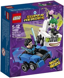 LEGO Super Heroes Mighty Micros: Nightwing vs The Joker 76093