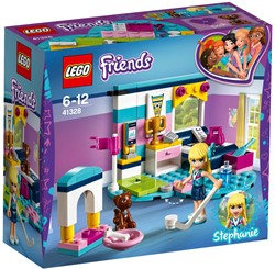 Lego Friends Stephanie`s slaapkamer 41328