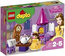 LEGO DUPLO Belle's theekransje 10877