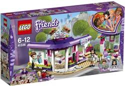 LEGO Friends Emma's kunstcafé 41336