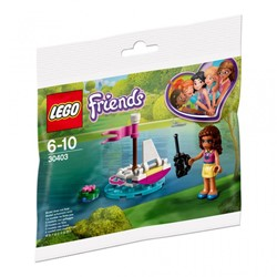 Lego Friends Olivia's RC boott 30403