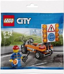 Lego City Wegwerker 30357