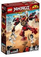 LEGO Ninjago De Samoerai Mech 70665