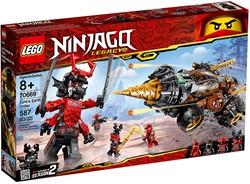LEGO Ninjago Cole's Grondboor 70669